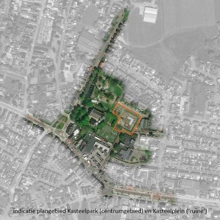 Praat mee over herinrichting van de kasteelruïne en omgeving